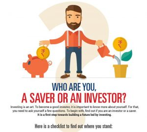 Read more about the article Saving Versus Investing